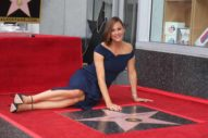 Jennifer Garner's Walk of Fame Star Is Essentially at a Hooters