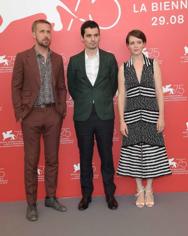 75th International Venice Film Festival - 'First Man' - Photocall