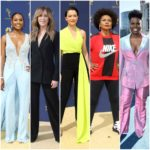 Emmys 2018: Ladies Rocking Suits and Pants