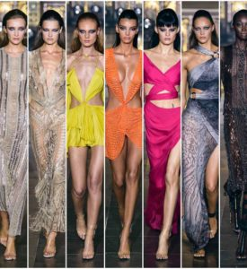 Sheers & The Nakeds Were Scarce at the Emmys, So Julien Macdonald Has a Few For You