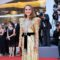 Natalie Portman Spices Things Up With a Gold Gucci