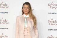 While We Were Emmying, Blake Lively Was Suiting