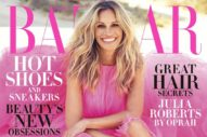Julia Roberts Looks Great on Harper's Bazaar