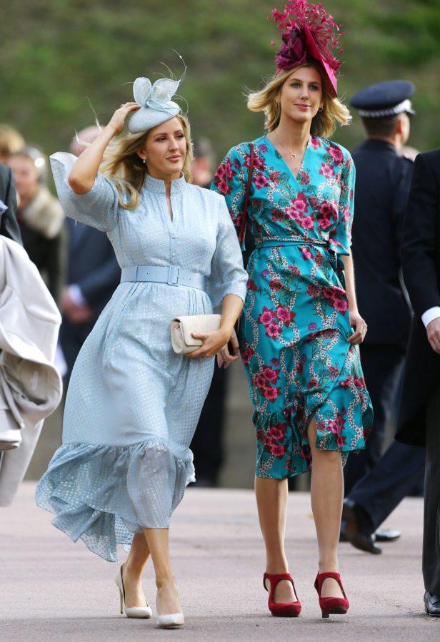 Ellie Goulding Wedding Princess Eugenie 9