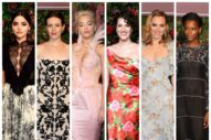 Rita Ora Looked The MOST Dramatic at the London Standard Theatre Awards, But Other People Were Also Trying