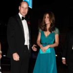 Kate Repeats Her Beloved Teal Jenny Packham Dress Because We Needed This Today