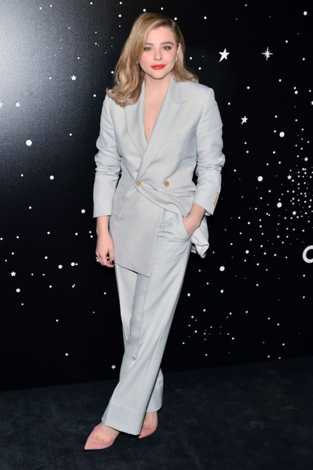 Museum of Modern Art's 11th Annual Film Benefit presented by Chanel, Arrivals, New York, USA - 19 Nov 2018