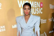 Janelle Monae Fugged It Up at the Billboard Women in Music Evening