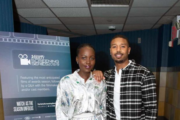 Variety 'Black Panther' film screening, New York, USA - 10 Jan 2019