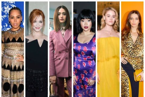 NYFW Front Row Update: Siriano, Spade, Scott, and More