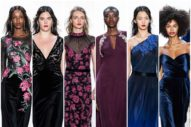 Tadashi Shoji Showed Some Stunning Work This Season