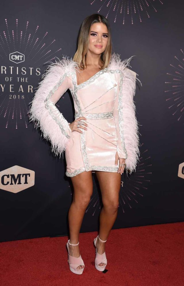 CMT Artists of the Year, Arrivals, Nashville, USA - 17 Oct 2018