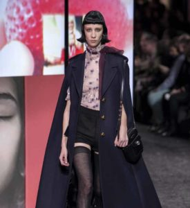 Miu Miu Made a Lot of Cape Coats This Season