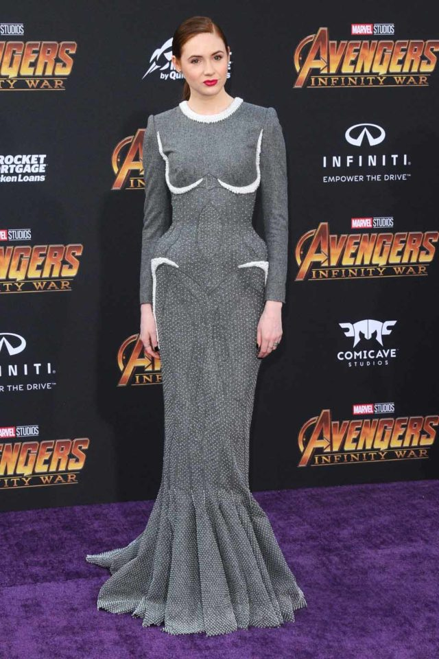 The Los Angeles Premiere of Avengers: Infinity War