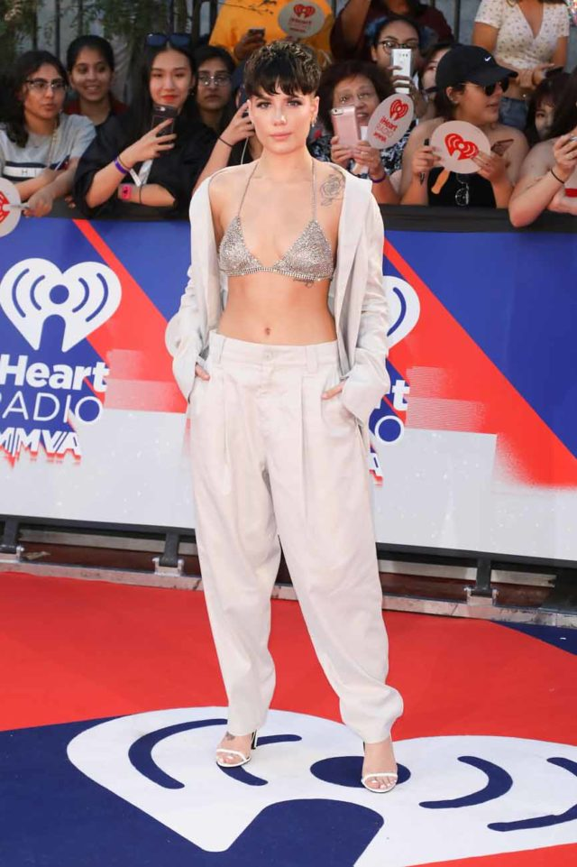 iHeartRadio Much Music Video Awards, Arrivals, Toronto, Canada - 26 Aug 2018