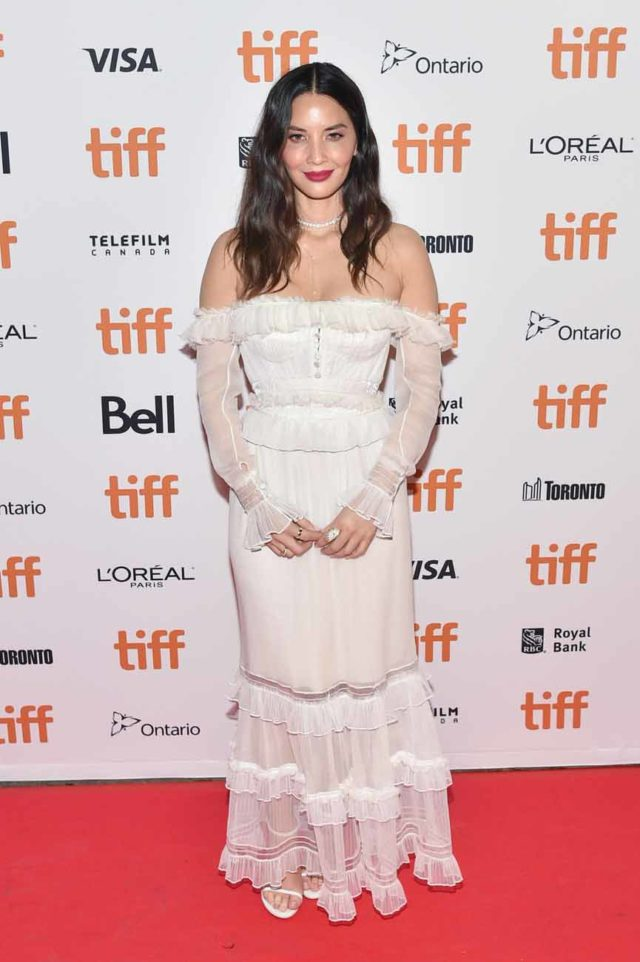 'The Predator' premiere, Arrivals, Toronto International Film Festival, Canada - 06 Sep 2018
