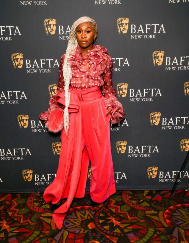 'Widows' BAFTA film screening, New York, USA - 11 Nov 2018