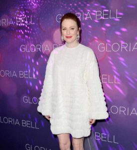 Julianne Moore Looks Like a Cloud