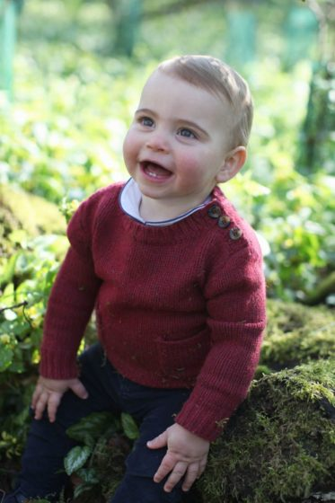 Prince Louis First Birthday