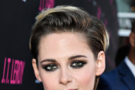 Kristen Stewart's Whole Head Looks Great Right Now