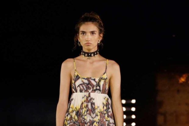 """f1e36625c23c Dior Cruise 2020 Pitches Itself as a """"Cultural Exchange"""""""
