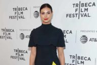 Morena Baccarin's Skirt Is Cheerful