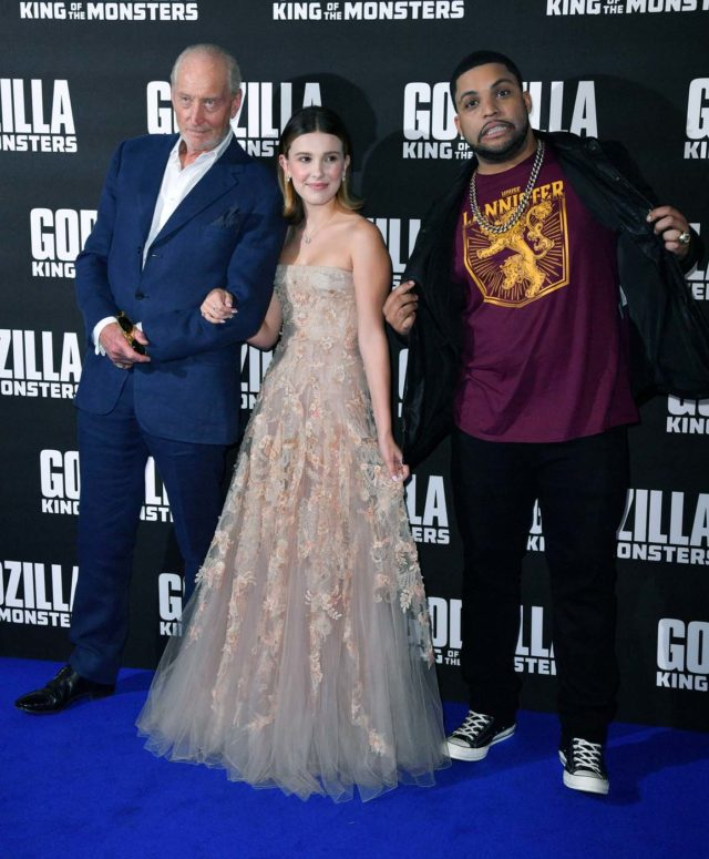 'Godzilla: King of the Monsters' film premiere, London, UK - 28 May 2019