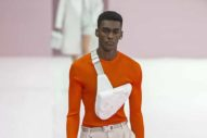 Dior Homme Is Getting In On The Harness Action