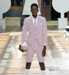 Thom Browne Is Really Into Balls Right Now