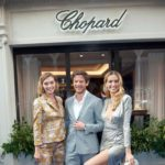 Chopard Threw a Party and Invited Your Favorite Hot Vicar