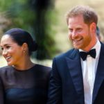 Harry and Meghan Pop Out for the London Premiere of The Lion King