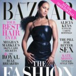 Alicia Keys Lands the Harper's Bazaar ICONS Cover