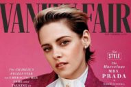 Kristen Stewart's Vanity Fair Cover Is Pretty Good