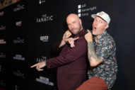 The Photos From the Premiere of The Fanatic Are Just…Something Else