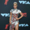 People Went Metallic at the VMAs