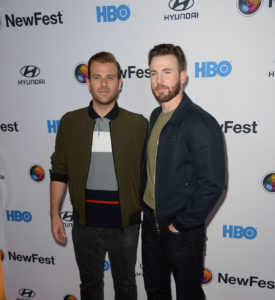 'Sell By' film screening, Arrivals, New York LGBTQ Film Festival, USA - 23 Oct 2019