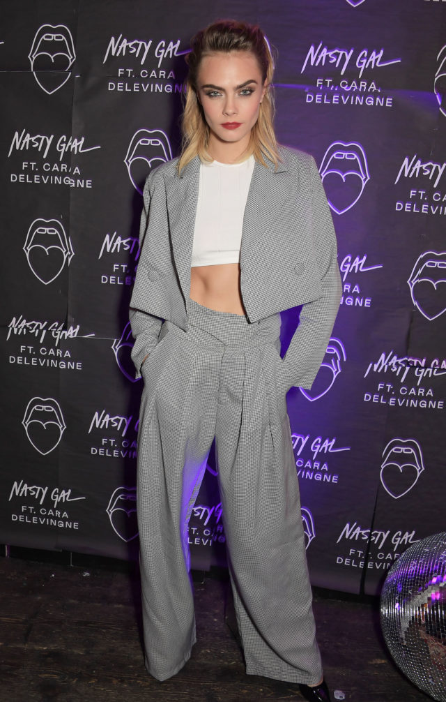 Nasty Gal Ft. Cara Delevingne Launch Party