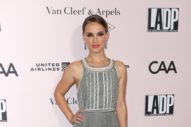 Natalie Portman's Dior is Wearing the World's Fanciest Swimsuit Cover-Up