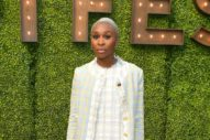 Cynthia Erivo Had a Shoe Surprise For Us at AFI Fest