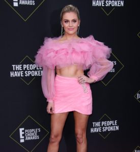 The Pinks, Reds, and Oranges of the People's Choice Awards