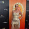Charlize Theron Glitters in Gold for Her Charity