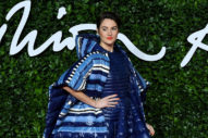 We Got TWO Puffer Dresses at the British Fashion Awards