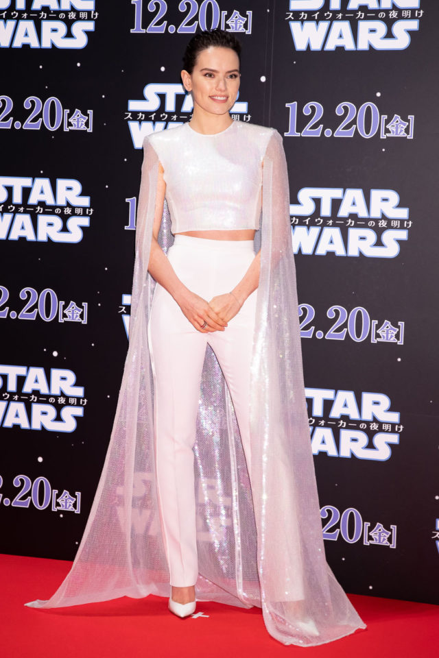 'Star Wars: The Rise of Skywalker' film premiere, Tokyo, Japan - 11 Dec 2019