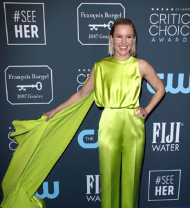A Critical Choosing of the More Interesting Pants of the 2020 Critics Choice Awards