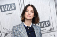 Caitriona Balfe's Suit Is SO GOOD Here