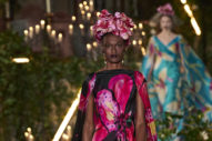 Rodarte Gets a Bit Dark, Then Abundantly Flowy