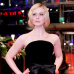 Elle Fanning Looks Very Glam at the Berlin Film Festival