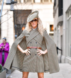 Celebrity Sightings in New York City - March 5, 2020