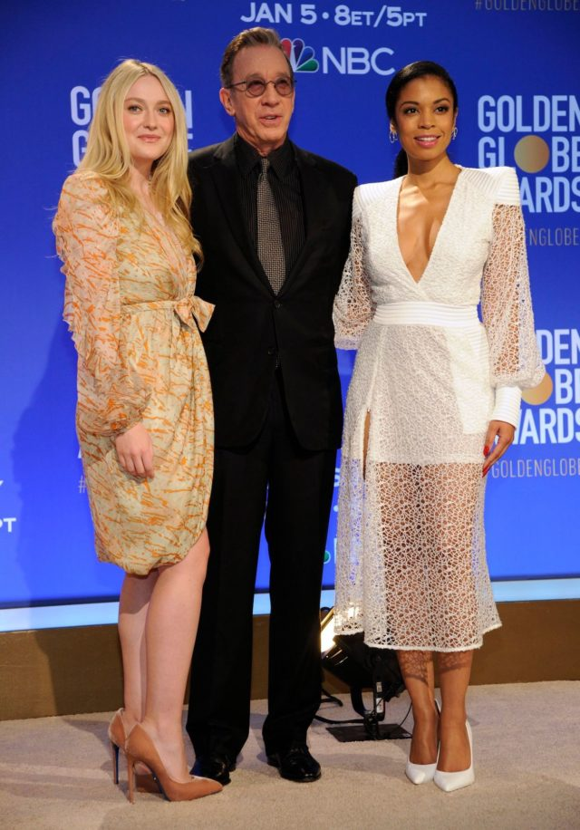 77th Annual Golden Globe Awards - Nominations, Beverly Hills, USA - 09 Dec 2019