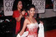 The 2000 Golden Globes Had TWO Surprise Brunettes